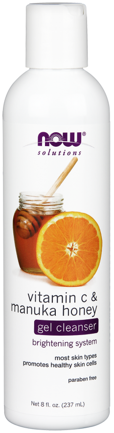 Vitamin C and Honey Cleaner
